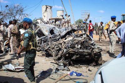 Asciende a 81 muertos el balance del atentado en capital de Somalia