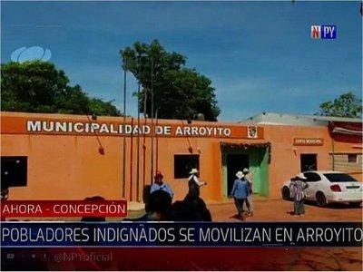 Pobladores urgen dictamen sobre gestión de intendente en Arroyito