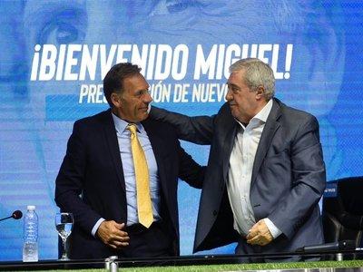 Russo vuelve a Boca con el propósito de ganar otra vez la Libertadores