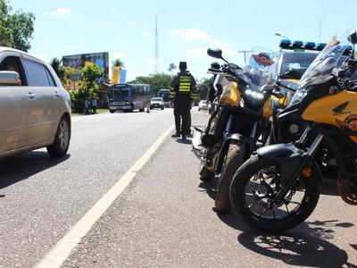 Operativo verano 2020: Patrulla Caminera realizará patrullaje en motocicleta