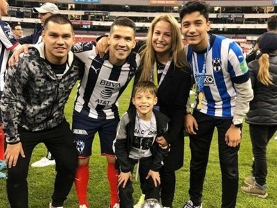 Ortiz campeón con Monterrey