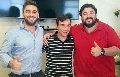 Juanpa Feliú vuelve a los Kings