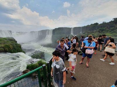 Cataratas: 2 millones de visitantes en 2019