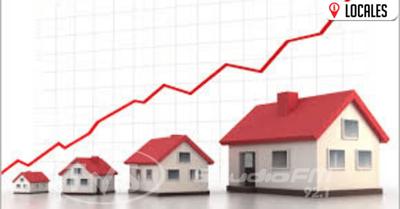 Impuestos inmobiliarios reajustados en 2,4% a partir del 2020