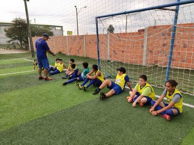 Escuela Bebé Fútbol se expande