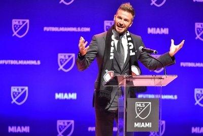 Un exDT de Olimpia asume en el nuevo club de Beckham