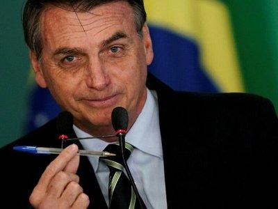 Jair Bolsonaro califica de victorioso su primer año de Gobierno