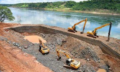 ITAIPU concretó G 600.000 millones de inversión en obras viales y de infraestructura en el 2019