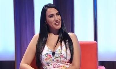 Silvia Flores contó lo que compró de su primer sueldo
