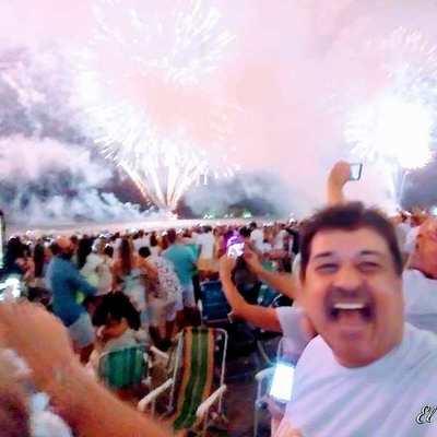 Así recibieron los famosos paraguayos el 2020