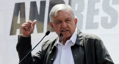 López Obrador: México no va a flaquear en proteger a los perseguidos políticos en Bolivia