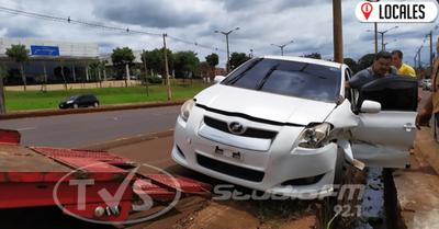 Grave accidente de tránsito sobre la Ruta PY06