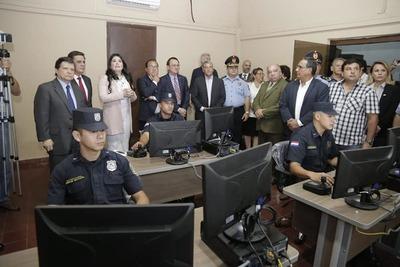 Aumentan la seguridad en San Bernardino para prevenir delitos