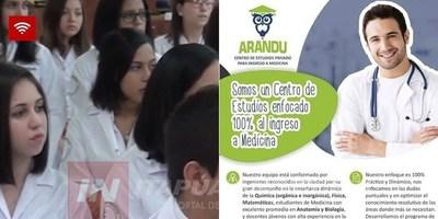 CUENTA REGRESIVA PARA QUE LOS ASPIRANTES A MEDICINA COMIENCEN A CAPACITARSE