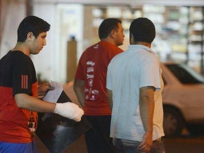 Sin niños lesionados por bombas, según reporte