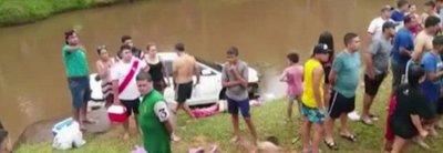 Varios heridos tras accidente en balneario Pinamar