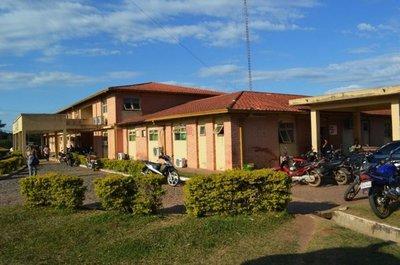 Sin sala de reanimación y pocos médicos, la realidad del Hospital de Paraguari