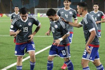 Paraguay mide a Argentina en busca de la clasificación al Mundial Sub 17