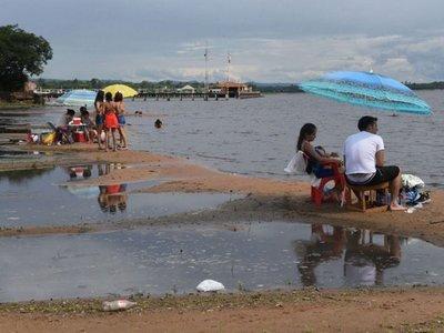 Lago Ypacaraí: Ninguna de las playas tiene licencia ambiental