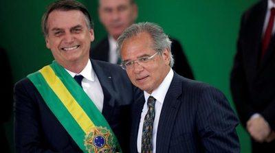 Brasil subió el salario  mínimo a 1.039 reales