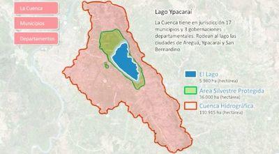 Para este año no se auguran avances para posible   solución al lago Ypacaraí