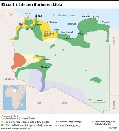 Parlamento turco autoriza  despliegue militar en Libia