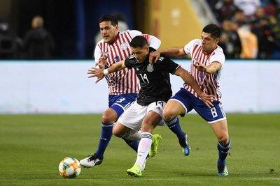 Paraguay cae al puesto 36 en la clasificación de FIFA