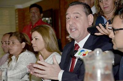 Amenazan a fiscales que imputaron a Javier Zacarías