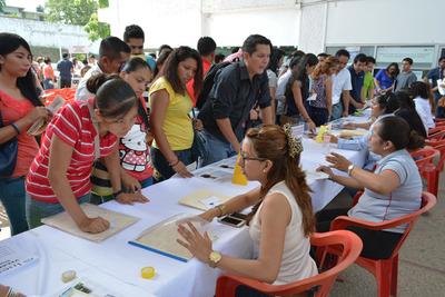 Preparan feria de empleos para jóvenes en CDE