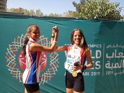 Atletismo suma dos preseas doras más para el Paraguay