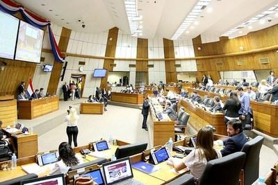 Diputados destinan G. 120 mil millones a pagos de sueldos