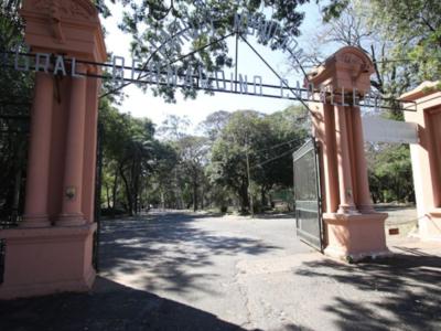 Buscan revitalizar el Parque Caballero