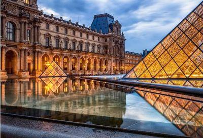El Louvre tuvo algo más de 9,5 millones de visitantes en 2019