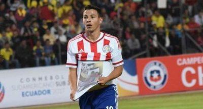 Sebastián Ferreira no jugará el Preolímpico Sub 23