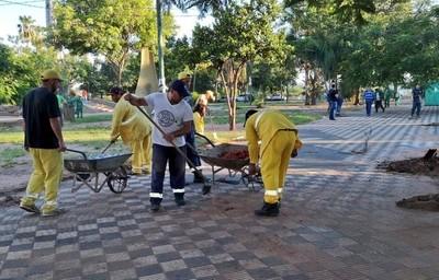 Proyectan enrejar Plaza de Armas para protegerla de ocupaciones y destrucciones