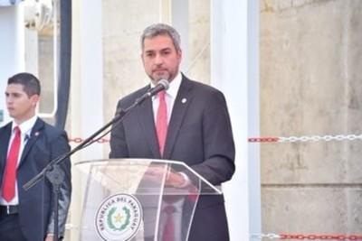 Habilitación de línea de 500 kV para dar más energía a Paraguay 'no hubiera sido posible sin el apoyo' de Abdo Benítez', destacan