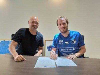 Hernán Novick tiene nuevo club