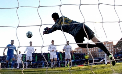 HOY / Real Madrid recupera la pegada para conquistar el Coliseum