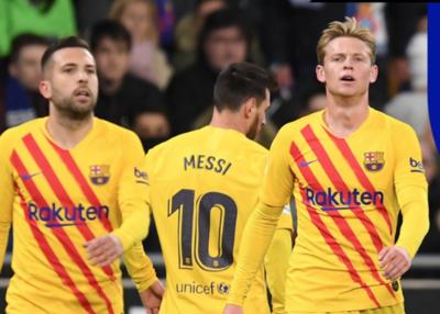 HOY / Barcelona comienza el año empatando con el colista