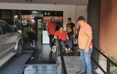 Imputan a Concejal Departamental y otros detenidos luego de prestar declaración