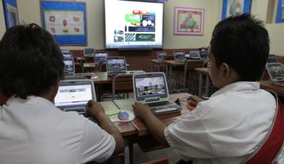 Proyecto de Escuelas Conectadas nominado para premios por desarrollo de las TIC