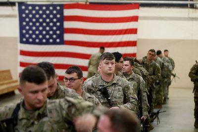 Irán aconseja a EE. UU. que retire sus tropas de Oriente Medio