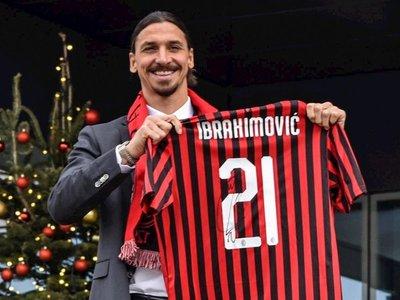 Ibrahimovic entra en la lista del Milan para medirse con la Sampdoria
