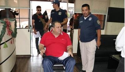 Prisión preventiva para Concejal de Caazapá y otros imputados