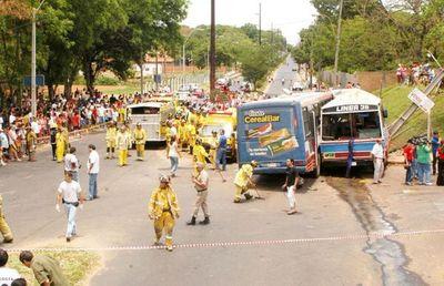 Tras 14 años de espera, indemnizan a víctimas de accidente vial en Lambaré