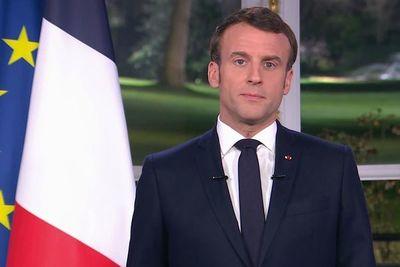 """Presidente francés Macron asegura a Trump su """"total"""" solidaridad con aliados"""