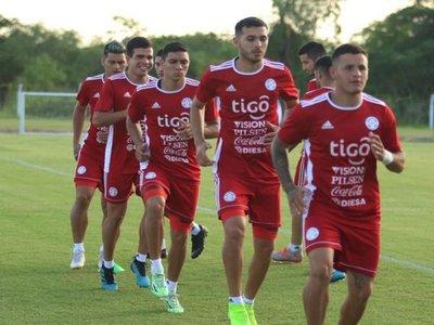 La Sub 23 parte hoy a Argentina para un amistoso
