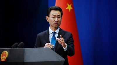 China acusa a la «presión extrema» de EEUU como responsable de la tensión con Irán