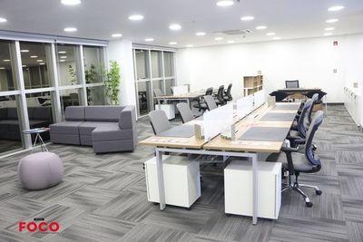 El nuevo centro para los negocios