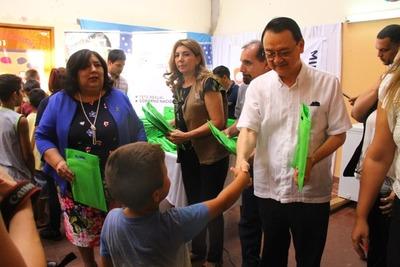 En Día de Reyes fueron agasajados niños y niñas del Centro Comunitario Villa Elisa